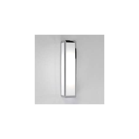 bathroom wall light polished chrome astro lighting mashiko 360 0845 polished chrome bathroom