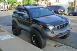 Lifted Isuzu Vehicross 2000 Isuzu Vehicross Lifted 35s Cheapest In The Country