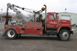 Tow Truck Ihc 2050a Tow Truck