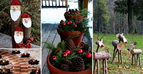 outdoor christmas decorations 10 wonderfull christmas outdoor decorations