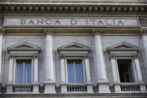 Banca Italiana by Quanto Vale Bankitalia Dalla Rivalutazione L Ultimo