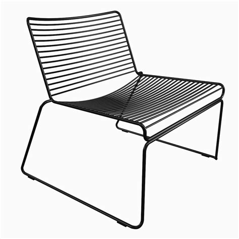 Hay Lounge Chair by Hay Hee Lounge Chair 3d Max