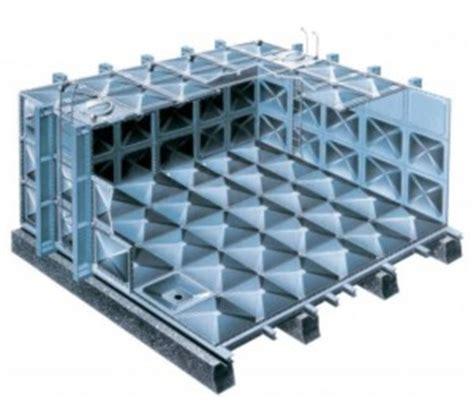 Tangki Panel Fiberglass Frp tangki air fiberglass frp model panel kotak tangki kimia silinder
