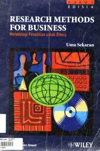 Pengantar Manajemen Keuangan Ed 4 open library research methods for business metodologi
