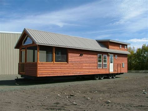 Tiny Town Cabins by Tiny House Town The Watson From Rich S Portable Cabins