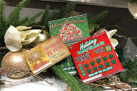 New Jersey Lottery Instant Win Games - new jersey lottery holiday instant games make for a great gift