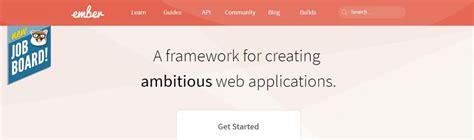 bootstrap themes ember ember js web applications framework on air code