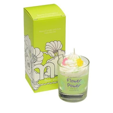 Bomb Cosmetics Piped Glass Candle Frozen Margarita Piped Scented Jar Candles Bomb Cosmetics Shop By Brand