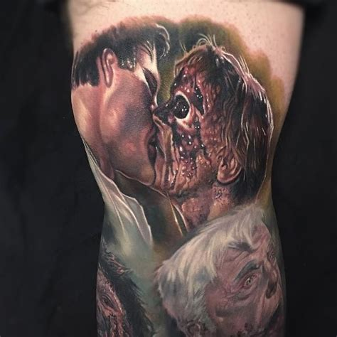 iconic tattoo 1000 images about stephen king horror tattoos on