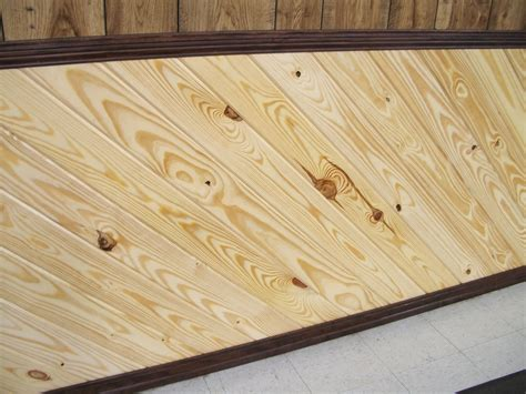 Pine Wainscoting by 1x6 Rustic Knotty Pine V Groove Southern Yellow Pine