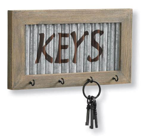 Country Home Designs herb garden key hook