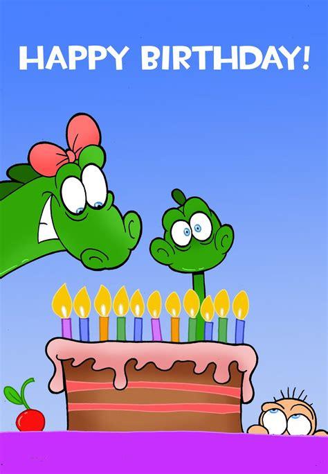 Dinosaur Birthday Card Template by Free Printable Happy Birthday Dinosaur Greeting
