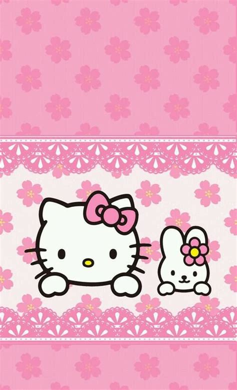 Hello Pink wallpaper hello pink www pixshark images galleries with a bite