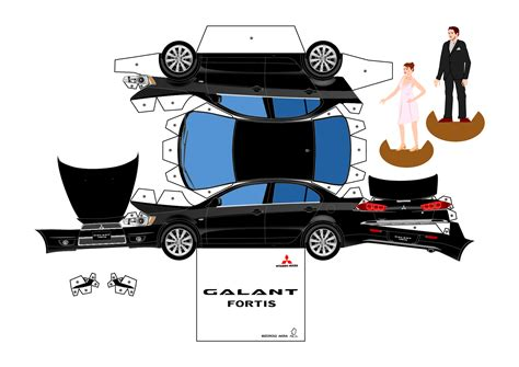 Car Paper Craft - 18 best photos of car paper car template 3d paper