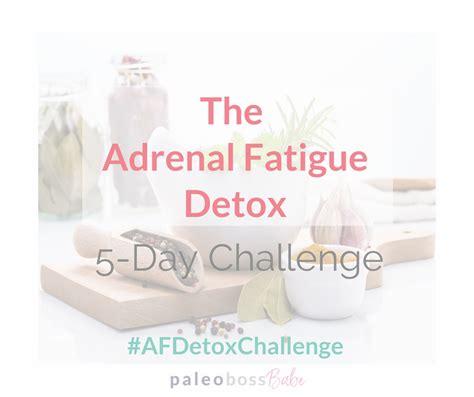 Detox Fatigue by Rebelle Nutrition