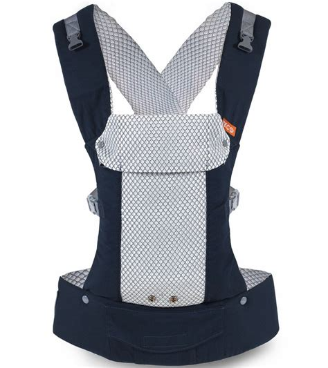 beco baby gemini pocket 4 in 1 baby carrier cool navy