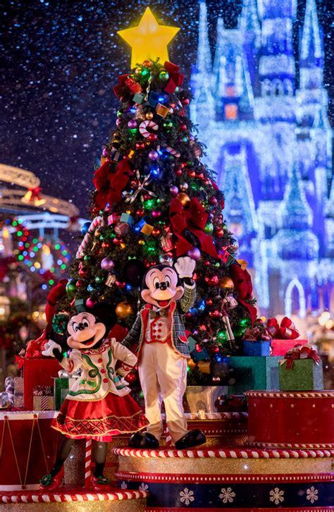kingdom merry winter magic coming to walt disney world on november 8th