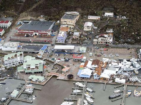 hurricane irma st martin st martin s airport badly damaged by hurricane