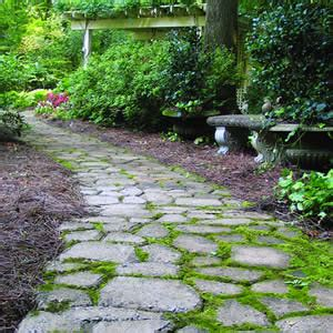 affordable garden path ideas the family handyman garden pathways amazing affordable garden path ideas the