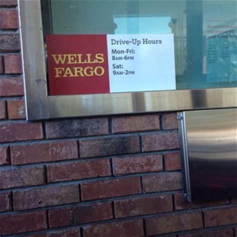 fargo bank hours fargo bank banks credit unions 13304 bruce b