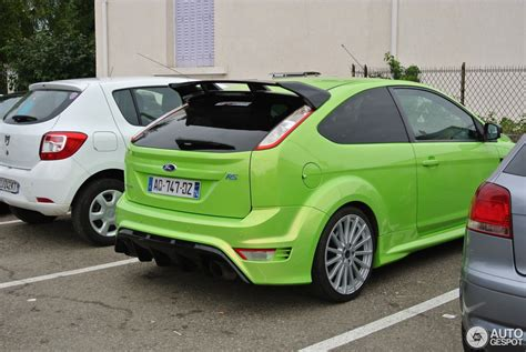 Ford Focus 10 by Ford Focus Rs 2009 10 December 2017 Autogespot