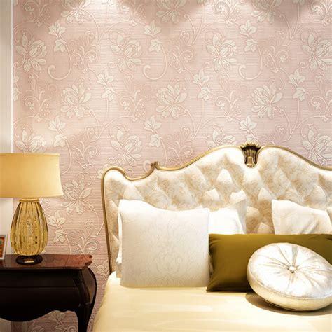 Light Pink Wallpaper For Bedrooms Achetez En Gros Papier Peint En Ligne 224 Des Grossistes Papier Peint Chinois