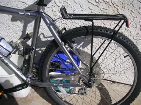Avenir Rear Rack by Avenir Rear Road Bike Rack Black 700c