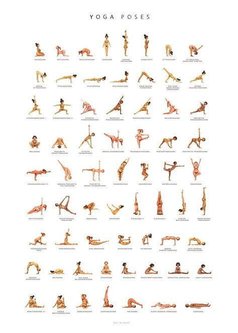 printable yoga poses and names 25 best ideas about sanskrit names on pinterest yoga