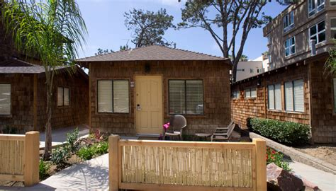 Cottage In La Jolla by La Jolla Hotel With Kitchen Cottages Pantai Inn