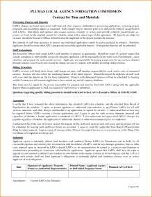Time And Materials Contract Template by Doc 460595 Time And Materials Contract Template Time
