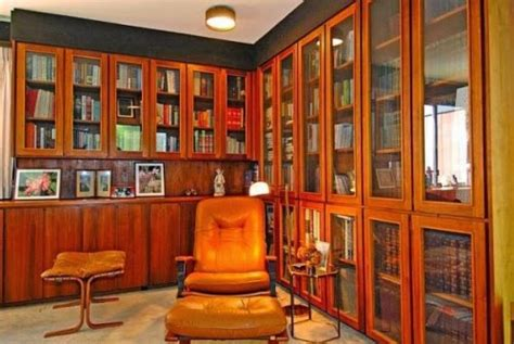 foundation dezin decor home library designs tips