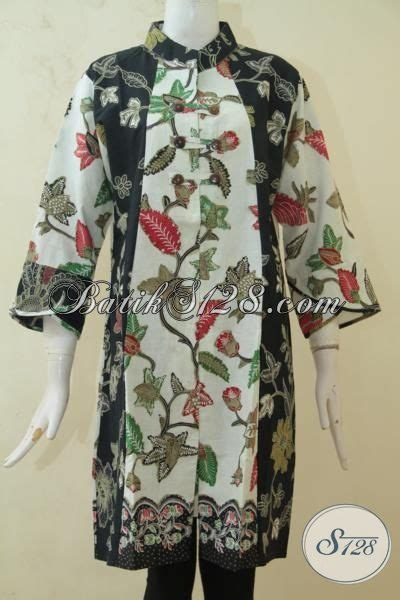 Baju Dress Wanita Kw 841 baju batik wanita model dress terkini dengan bahan kain