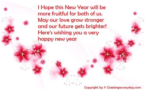 new year greetings for fiance 28 images quotes for my
