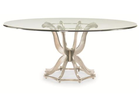 glass top dining room table bases 17779