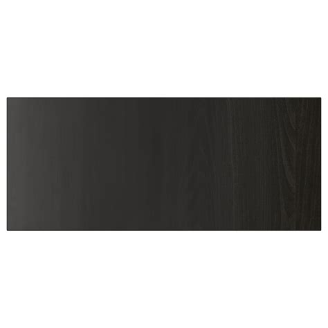 Besta Aufhängen by Lappviken Drawer Front Black Brown 60x26 Cm Ikea