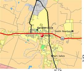 map of gatesville 76528 zip code gatesville profile homes