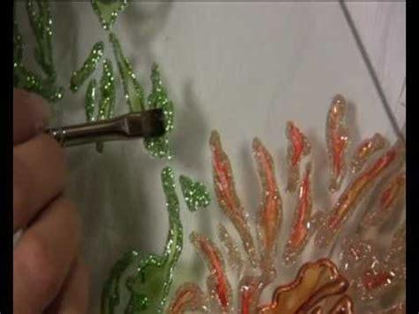 tutorial decoupage tegole tutorial decoupage tegola con effetto tiffany decorare
