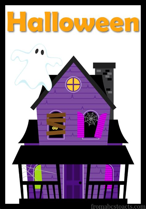 halloween themes for preschool halloween preschool theme from abcs to acts