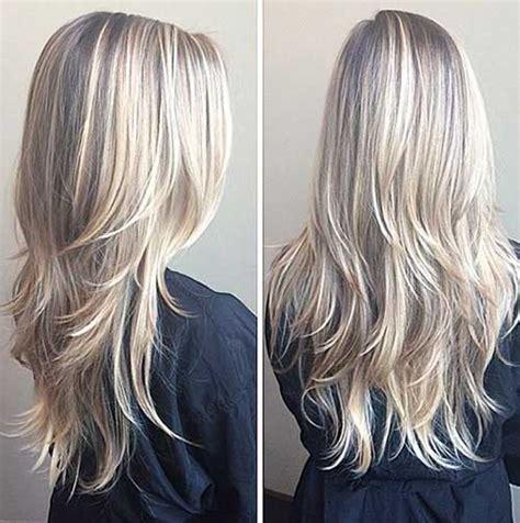 Layered long hair long hairstyles 2015 amp long haircuts 2015