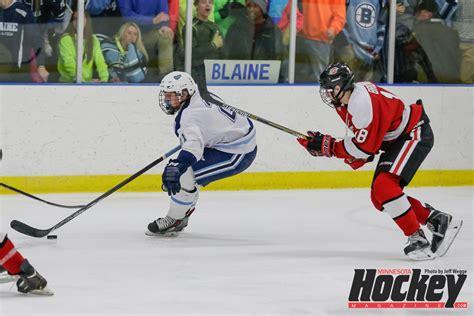 minnesota high school hockey sections section 5aa gallery blaine vs centennial minnesota