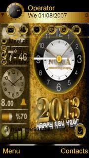 nokia 110 clock themes download download 2013 nokia clock nokia theme mobile toones