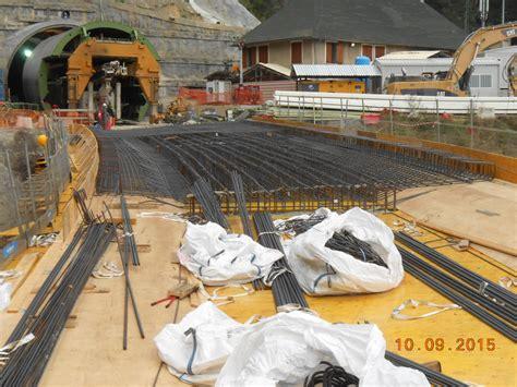 tunnel colle di tenda nuovo tunnel colle di tenda preve costruzioni