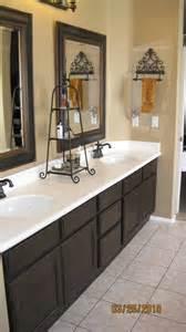 how to refinish a bathroom cabinet refinish bathroom cabinets easy artisan