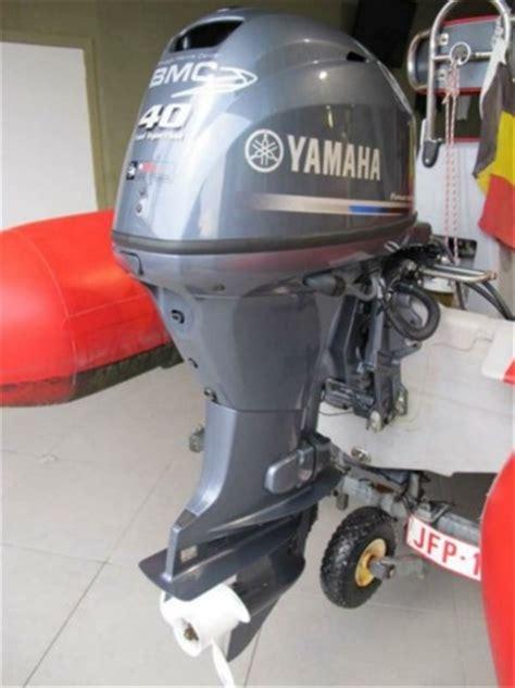 yamaha 40pk buitenboord motor yamaha 40pk 2011 nieuw model