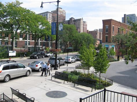 city of chicago streetscapes and sustainable design