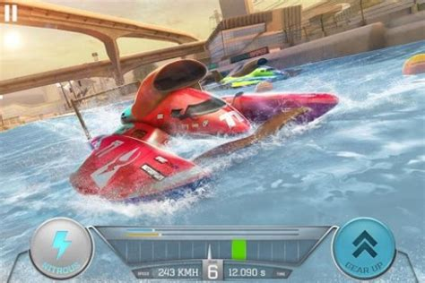 boat racing   apk mod latest  android