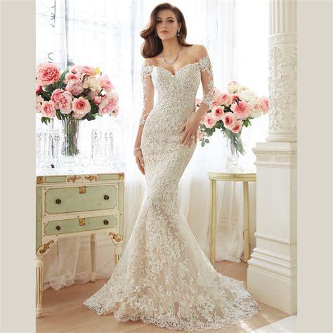 aliexpress wedding aliexpress com buy 2015 elegant white lace wedding