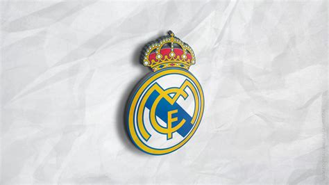 real madrid  logo wallpaper fondos de pantalla real