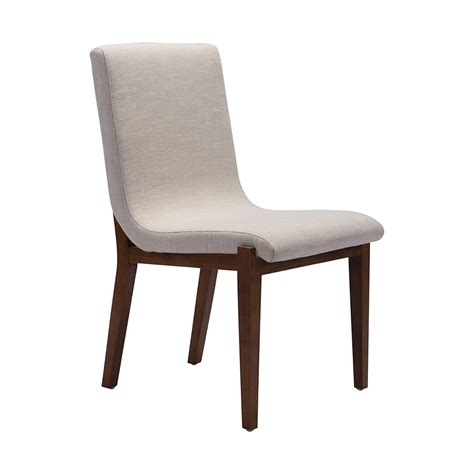 Zuo Modern Dining Chair Zuo Modern 100718 Hamilton Fabric Dining Chair Set Of 2 Lowe S Canada