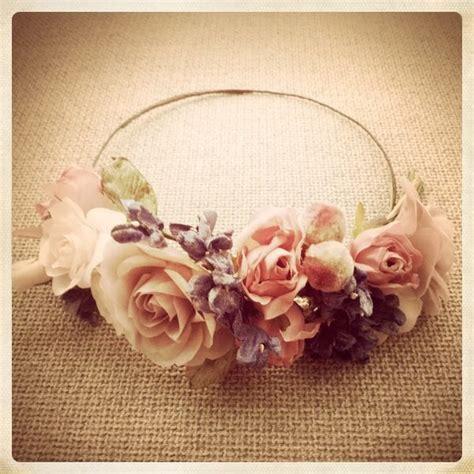 imagenes de rosas rojas vintage las 25 mejores ideas sobre diademas de flores en